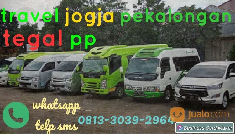 Travel Tegal Pemalang Pekalongan Batang Magelang Jogja Pp (23448543) di Kota Yogyakarta