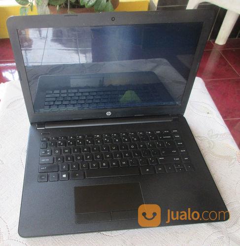 Laptop HP Notebook-14-BW015AU AMD-A9 Plus 4GB-DDR4 Second Mulus Siap Pakai Cod Bogor (23449343) di Kota Bogor