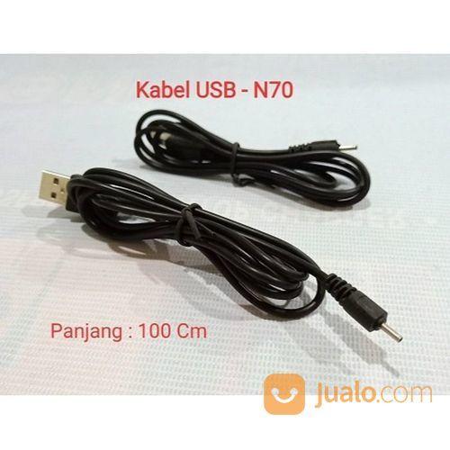 60cm Kabel Cas/ Kabel Charger Usb Untuk Nokia N70 / JACK 2.0 (23463167) di Kota Surakarta