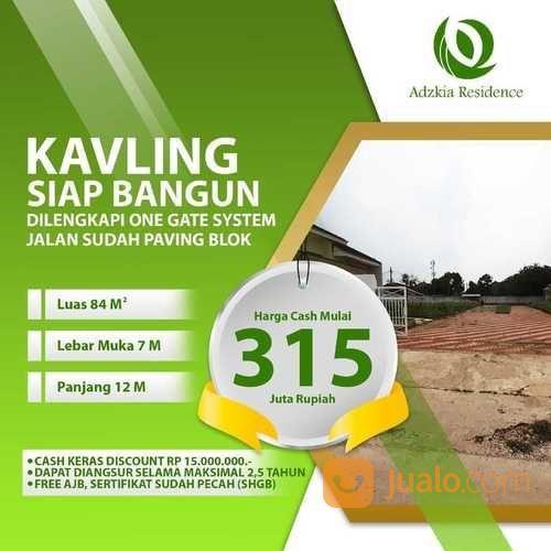 Kavling Siap Bangun Mustikasari Bekasi (23470267) di Kota Bekasi