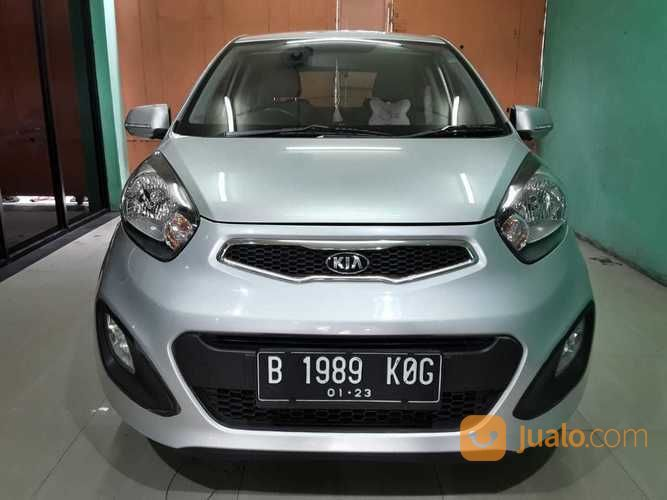 Kia Picanto SE 1.2 AT Th 2012 (23472583) di Kota Jakarta Timur