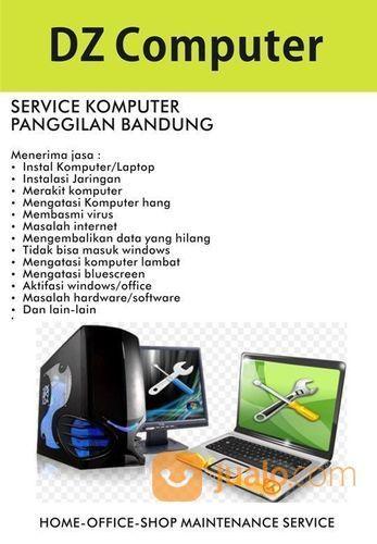Jasa Service Instal Komputer Laptop Jaringan Internet Panggilan Area Bandung (23483563) di Kota Bandung