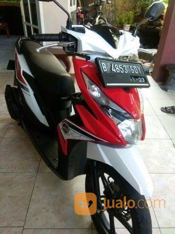 Honda Beat Eco CBS Tahun 2018 Mulus Istimewa (23484887) di Kota Jakarta Selatan