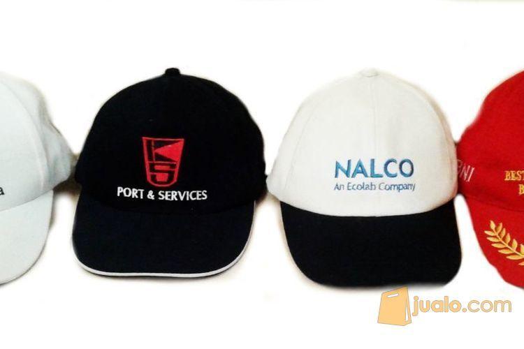 Produksi Topi promosi bahan raphel / rafael (2350170) di Kota Tangerang