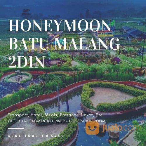 Paket Bulan Madu Batu Malang 2 Hari 1 Malam (23511443) di Kab. Sidoarjo