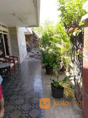 TANAH LUAS BANGUNAN TOP Rumah 2Lantai Mojoklangru, Gubeng, Surabaya Timur (23514943) di Kota Surabaya