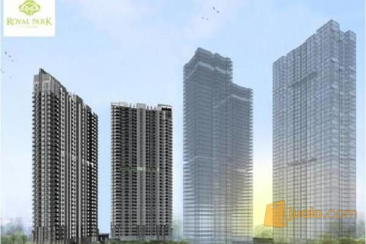 Royal Park Apartemen di Kebayoran, Jakarta Selatan MD488 (2352533) di Kota Jakarta Selatan