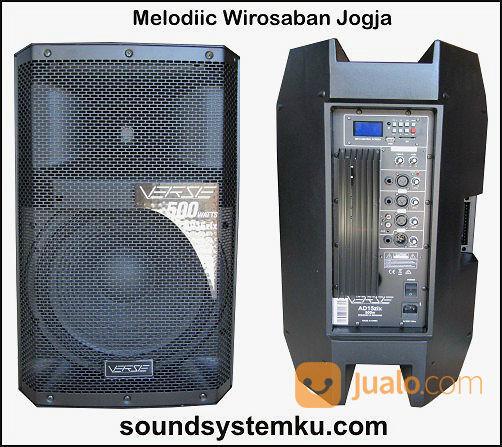 Speaker Aktif 15 Inch Verse LX (23530011) di Kota Yogyakarta