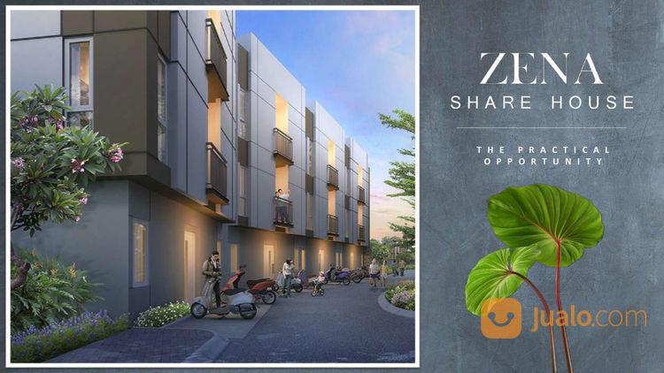 Rumah Kost ZENA The Mozia BSD City, Cocok Untuk Investasi