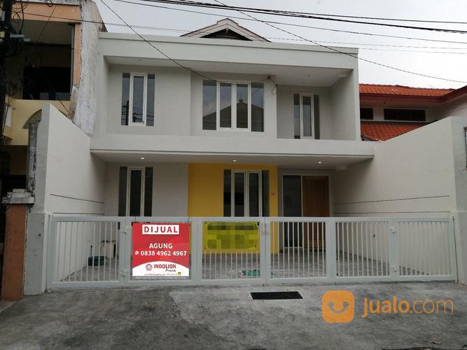 INTERIOR CIAMIK - Rumah Baru Minimalis 2LT Barata Jaya, Gubeng, Surabaya Timur (23536871) di Kota Surabaya