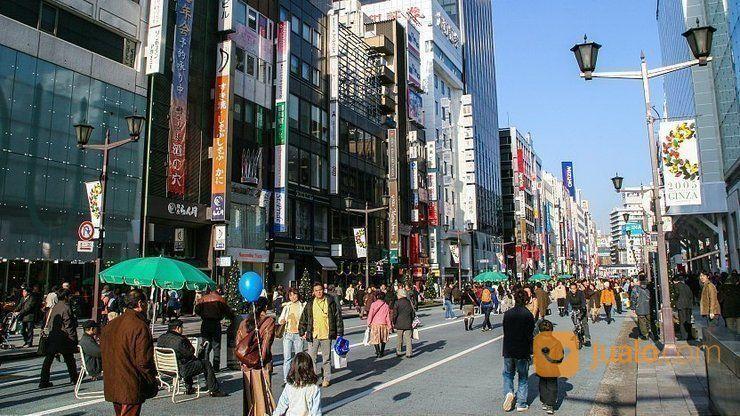 5 Days Tokyo And Disneysea Bintang 4 Hotel And Airlines (23544915) di Kota Madiun