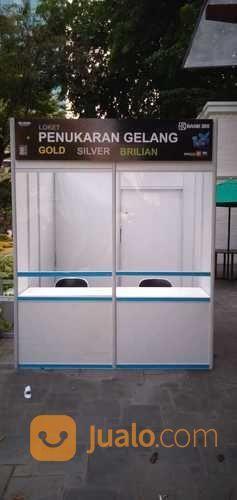 Tiket Box Termurah - Partisi Pameran - Partisi R8 (23552103) di Kota Tangerang