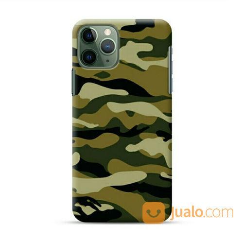 Army Camouflage Camo IPhone 11 Pro Custom Hard Case (23553063) di Kota Bekasi