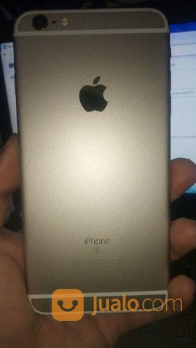 IPhone 6s Plus Gold 64 GB Bypass Termurah