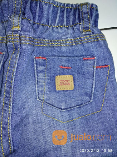 Jeans pendek anak cow celana 23573491