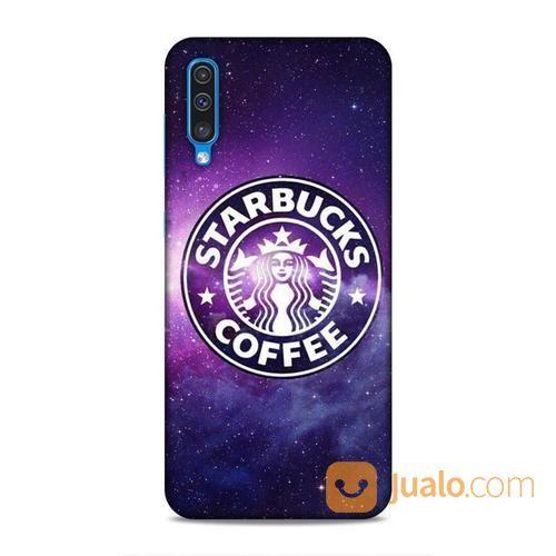 Starbucks Hintergrundbilder Samsung Galaxy A30s Custom Hard Case (23575647) di Kota Bekasi