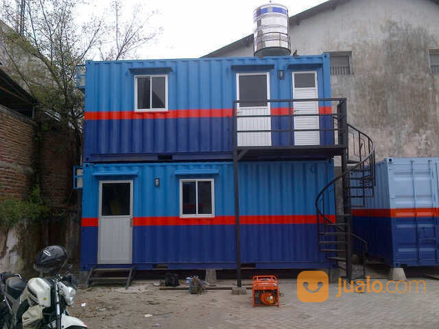 Pabrik Modifikasi Container Bekas (23592555) di Kota Surabaya