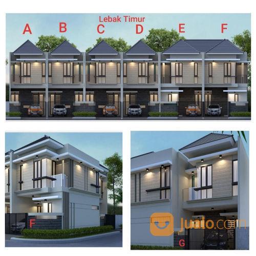 Rumah Baru Gress Lebak Timur Asri Harga Terjangkau (23611599) di Kota Surabaya