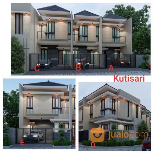 Rumah Baru Ciamik Di Kutisari Utara Tersedia 5 Unit (23612031) di Kota Surabaya