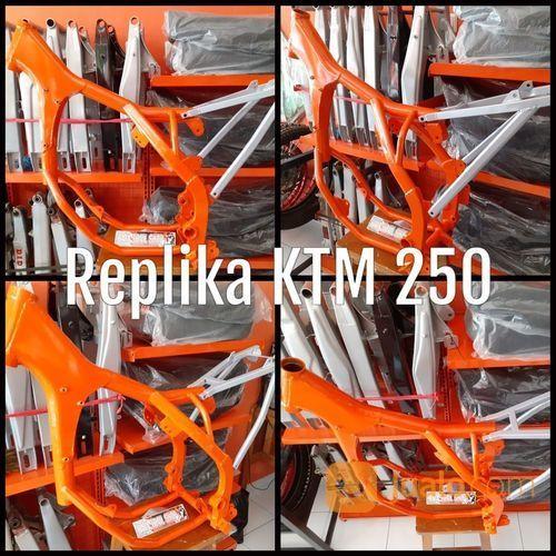 Replika Rangka Motor Trail. (23616679) di Kab. Bandung
