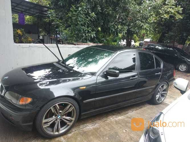 BMW 318i AE46 Th. 2003, Harga Murah (NEGO) (23620175) di Kota Jakarta Timur