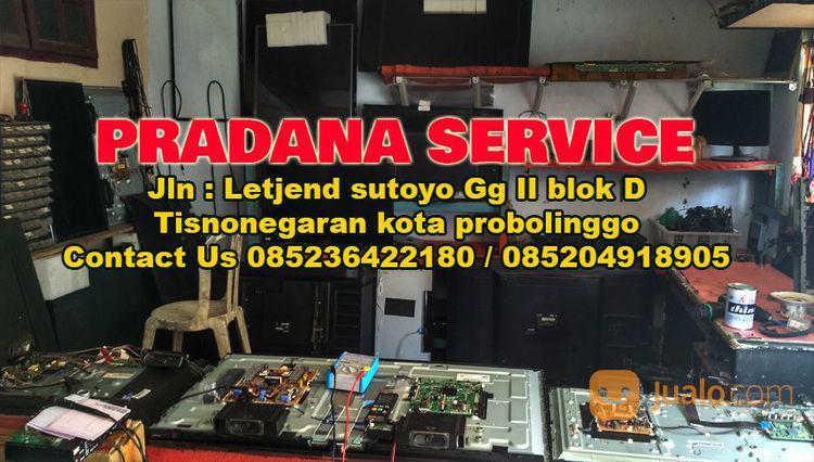 SERVIS TV LCD LED PLASMA PROBOLINGGO (23621551) di Kota Probolinggo