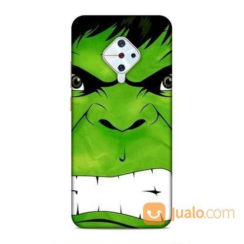 Hulk Cartoon Face Vivo S1 Pro Custom Hard Case (23625055) di Kota Bekasi