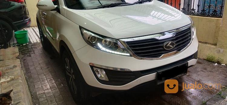 Kia Sportage Platinum 2012 Akhir Sunroof Ors