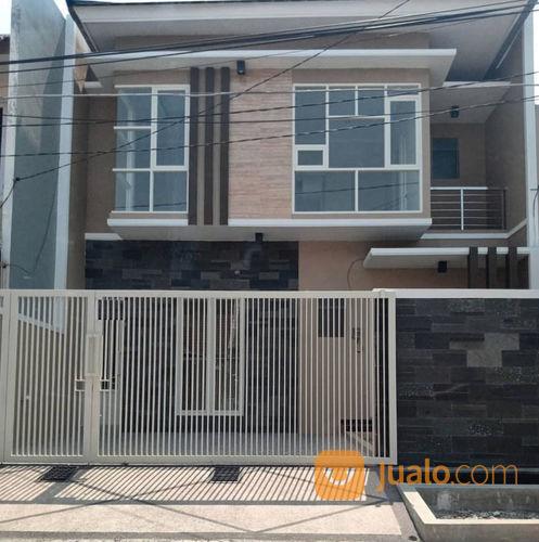 Rumah Baru Manyar Jaya Dkt Klampis Nginden Wisma Mukti Kertajaya Pakuwon (23646059) di Kota Surabaya