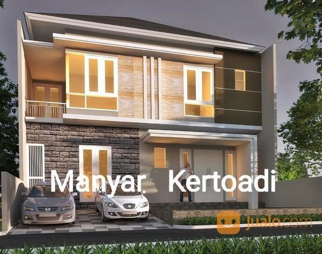 Rumah Baru Manyar Kertoadi Dkt Kertajaya Indah Pakuwon City Araya MERR (23646135) di Kota Surabaya