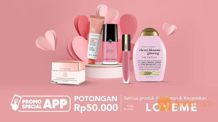 Blibli Promo Brand Kesehatan dan Kecantikan Special Apps Diskon Hingga 89% + Ekstra Potongan Rp 50.0 (23647139) di Kota Jakarta Selatan