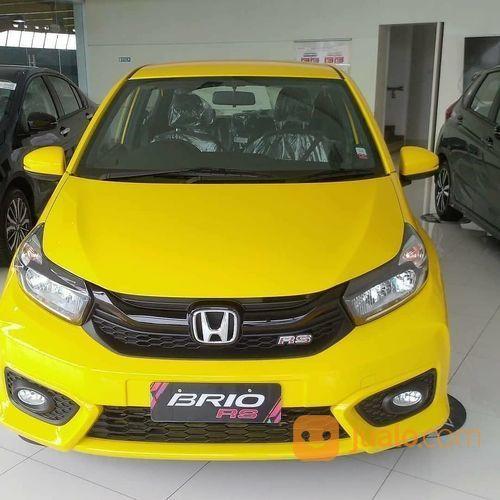 BRIO NEW CVT RS 2020 Promo Menarik Hari Ini (23647567) di Kota Jakarta Selatan