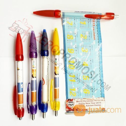 Buat Pulpen Kalender Alat Tulis Kantor Promosi Termurah | Lengkap Dengan Price List (23653559) di Kota Tangerang