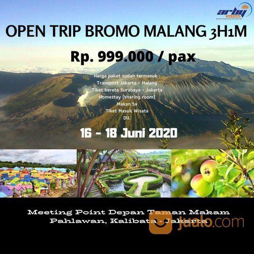 OPEN TRIP BROMO MALANG 2020 DARI JAKARTA (23656975) di Kota Jakarta Pusat