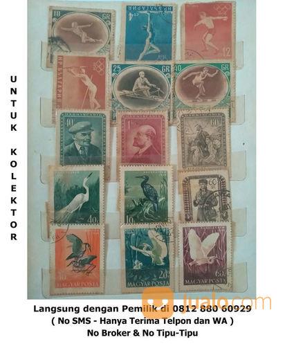 Koleksi Perangko Edisi Untuk Kolektor (23666375) di Kota Bekasi