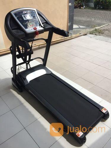 Treadmill Elektrik Moscow M1 Bisa COD Semarang