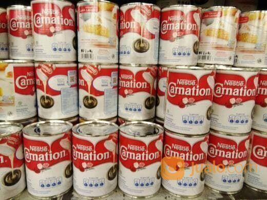Susu carnation 495 gr kebutuhan rumah tangga makanan 23676811