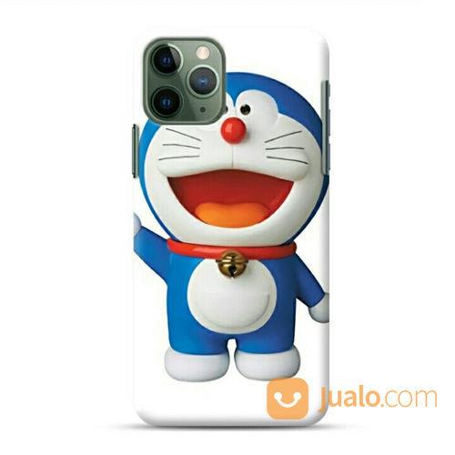 Doraemon IPhone 11 Pro Max Custom Hard Case (23686987) di Kota Bekasi