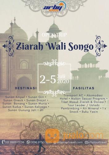 OPEN TRIP ZIARAH WALI SONGO (23698127) di Kab. Sidoarjo