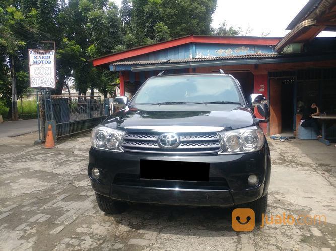 Toyota fortuner g 2 4 mobil toyota 23721527