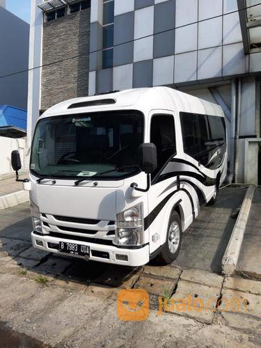 Isuzu Elf Nlr Minibus 20 Seat Executive Th.2020 ( Mobil Baru ) (23737283) di Kota Jakarta Pusat