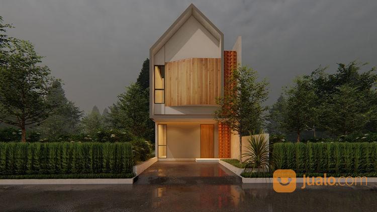 Rumah 2 Lantai Super Buaguuuss Plus Banyak Plus-Plus (23739647) di Kota Tangerang Selatan