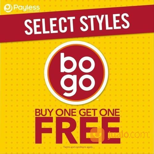 Payless Promo Belanja Akhir Bulan, Beli 1 Gratis 1! (23741343) di Kota Jakarta Selatan