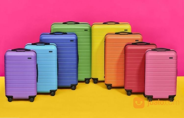 Zalora Promo Koper & Travel Bags Diskon Hingga 60% + Ekstra Diskon 23%! (23742623) di Kota Jakarta Selatan