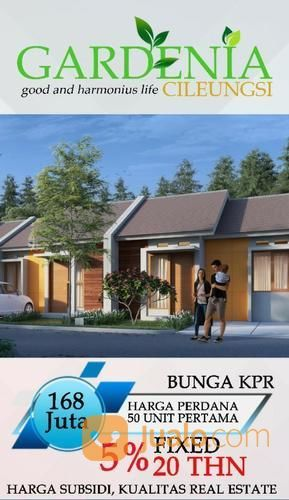 Gardenia Cileungsi Rumah Real Estate Harga Subsidi (23747791) di Kab. Bekasi