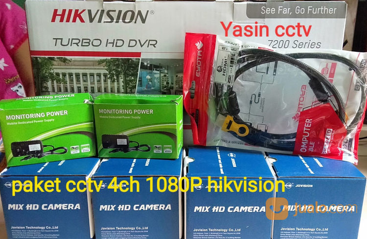 Kami Merima Jasa Pemasangan Baru Camera Cctv (23753927) di Kota Jakarta Pusat