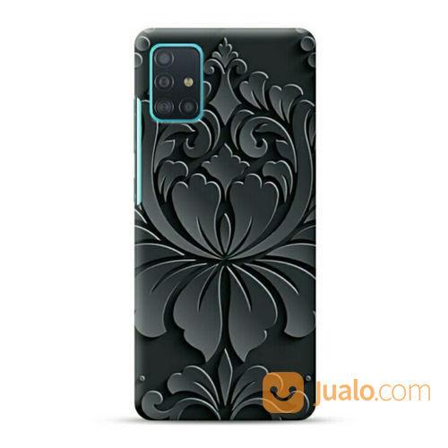 Metal Flowers Samsung Galaxy A51 Custom Hard Case (23755415) di Kota Bekasi