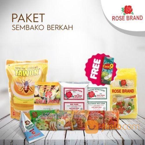 Shopee Promo Paket Sembako Berkah Hanya Rp 82.000 + GRATIS Hydro Coco 9! (23759007) di Kota Jakarta Selatan