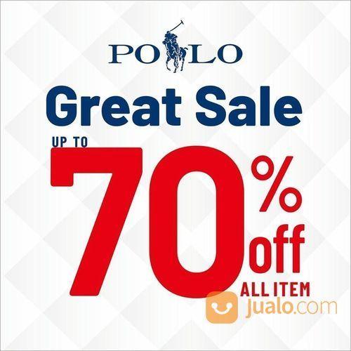 Polo Ralph Lauren Promo Valentine Day Great Sale, Diskon 70% (23762667) di Kota Jakarta Selatan