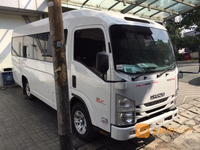 ISUZU ELF MICROBUS LONG 20 SEAT TH.2020 ( MOBIL BARU ) (23763439) di Kota Jakarta Pusat
